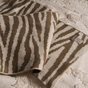 Nordstrom Zebra Muffler